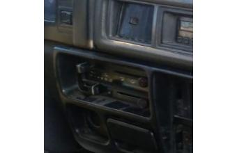 1996 model mitsubishi l300 çıkma kalorifer kontrol paneli
