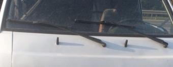 1996 model mitsubishi l300 çıkma ön cam silecek kolu