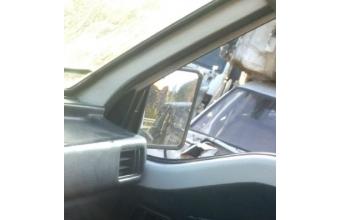 1996 model mitsubishi l300 çıkma sağ dikiz ayna camı