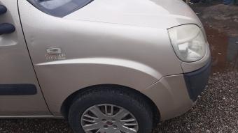 2011 model fiat doblo safeline çıkma sağ ön çamurluk