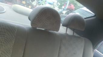 chevrolet kalos 1.4 benzinli çıkma arka takım koltuk başlığı.