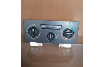 citroen c4 çıkma klima kontrol paneli