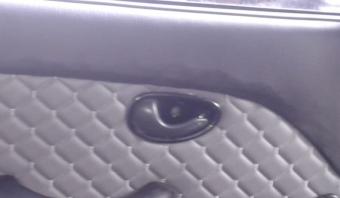fiat albea çıkma sol arka kapı kolçağı
