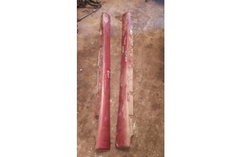 fiat siena çıkma sağ sol plastik marşbiyel kaplama