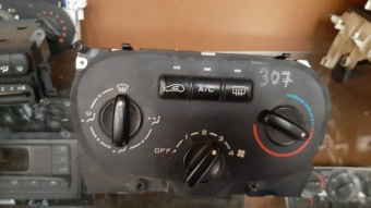peugeot partner çıkma klima kontrol paneli