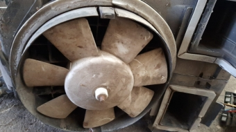 renault express çıkma kalorifer motoru