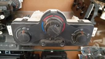 renault megane 2 çıkma klima kontrol paneli