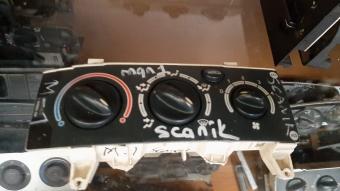 renualt megane 1 çıkma klima kontrol paneli
