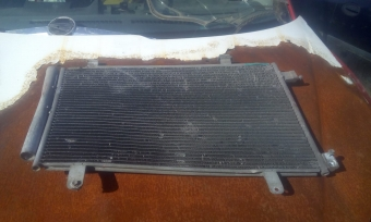 suzuki sx4 çıkma klima radyatörü.